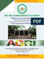 Sri Sri Agri Academy 2011[1]
