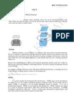 Web Technologies(Unit I)
