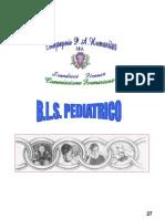Il BLS Pediatrico (P-BLS)