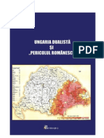 Ungaria Dualista Si Pericolul Romanesc