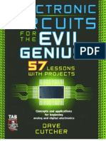 Electronic Circuits for the Evil Genius