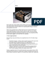 Definisi Power Supply