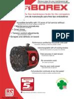 Freios Penumáticos Multidisco_ freio pneumático Turborex