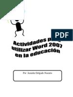 Word 2007 en la educación