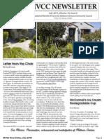 Midtown Ventura Newsletter - July 2011