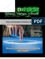 Data Analytic Solutions_Newsletter_Volume 1_May 2011