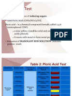 Picric Acid Test (Riz's Report)