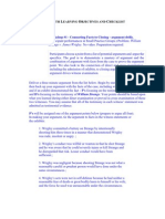 2011 Blog on Learning Objectives and Reasons
