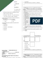 Exam Comunic I Bimestre