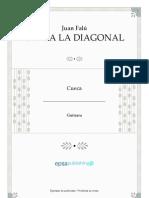 FALU Juan - Cueca La Diagonal (Guitar - Chitarra)