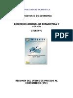 Teoria de Ipc y Metodologia