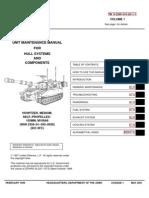 TM 9–2350–314–20–1–1 HULL MAINTENANCE M 109 A6 PART 1