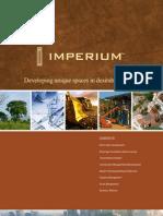 Imperium Holdings, LP Company Brochure