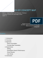 Image Search by Concept Map