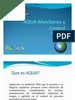 Monitoreo y Control de Aguas