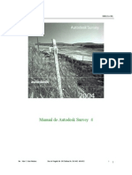 Manual Survey