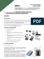 Electrostática Cuantitativa (ES 9080)