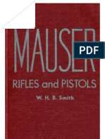Smith, W.H.B. Mauser Rifles and Pistols (1954)
