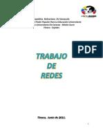 TRABAJO DE SUBREDES