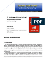 A Whole New Mind Book Review