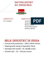 Amul Fresh Milk