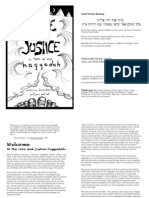 Love Justice in Times of War Haggadah