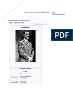 Adolf Hitler-The Wikimedia Foundation