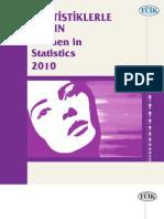 İstatistiklerle Kadın 2010 (Women in Statistics) - TÜİK