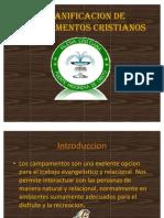 Planificacion de Campamentos Cristianos