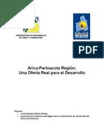 Arica-ParinacotaRegión