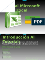 Tutorial Microsoft Office Excel