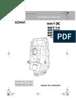 SET X - Manual Basico Espanol