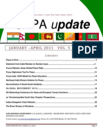 Sapa Uudate Vol 5 Issue 1-2 April 2011
