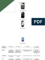 Adu Hp Android 2-Samsung,Lg Se 01