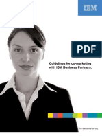 Bp Comarketing Guidelines