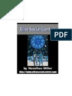 Elite Social Control