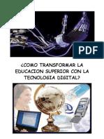 Tecnologia Digital Educacion