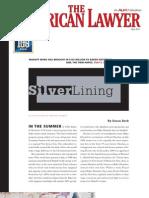 AmLaw Picard Sheehan Silver Lining 4 2011