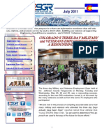 COESGR Newsletter July