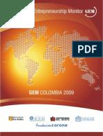 Informe GEM Colombia 2009-2010