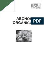 Abonos Organicos - La Pampa - Gral Pico