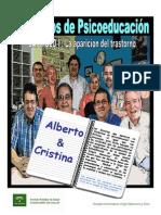 CUADERNOS DE PSICOEDUCACIÓN; ALBERTO Y CRISTINA