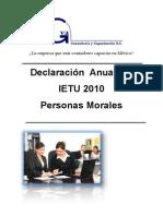 2) Anual_IETU_2010