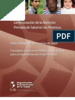 APS-Redes Integradas Servicios Salud