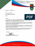 Comunicación de Acolsure Bogotá