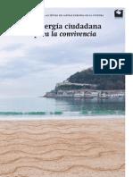 San Sebastián 2016 propuesta de candidatura al título de capital europea de la cultura
