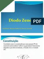 Diodo Zener - Apresentação