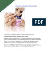 Manifestaciones Dentales de La Diabetes Mellitus