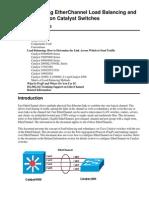 Load Balance Ethernet Channel