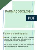 Farmacosologia